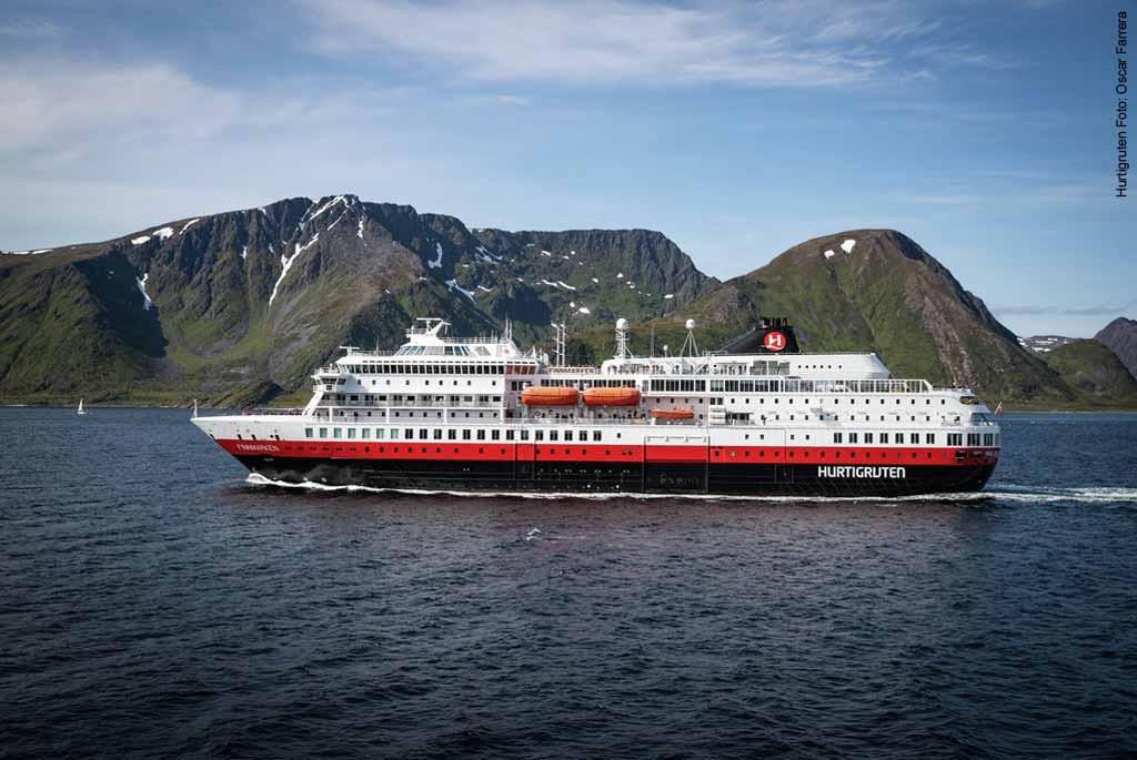 MS-Finnmarken-Norwegen