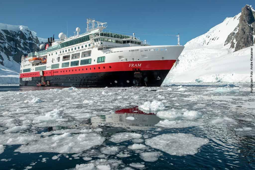 MS-Fram-Antarktis