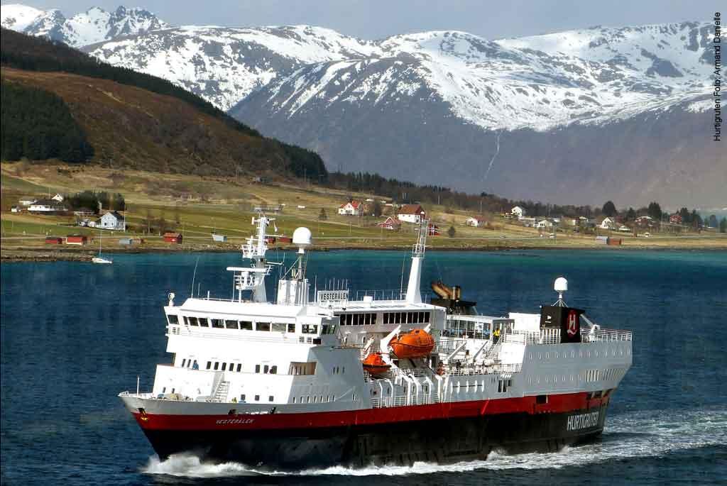 MS-Vesterålen-Norwegen