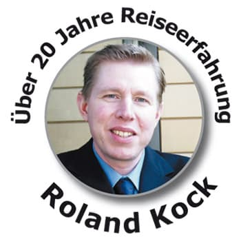 Visitenkarte von Kock