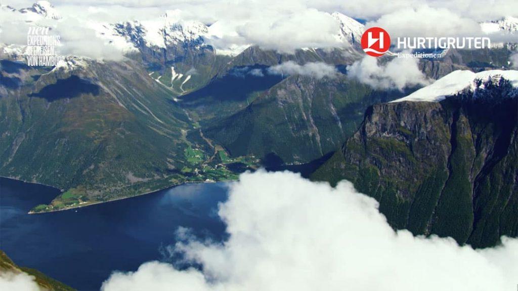 Hurtigruten Angebote: Norwegen Expedition Hamburg Video Vorschau