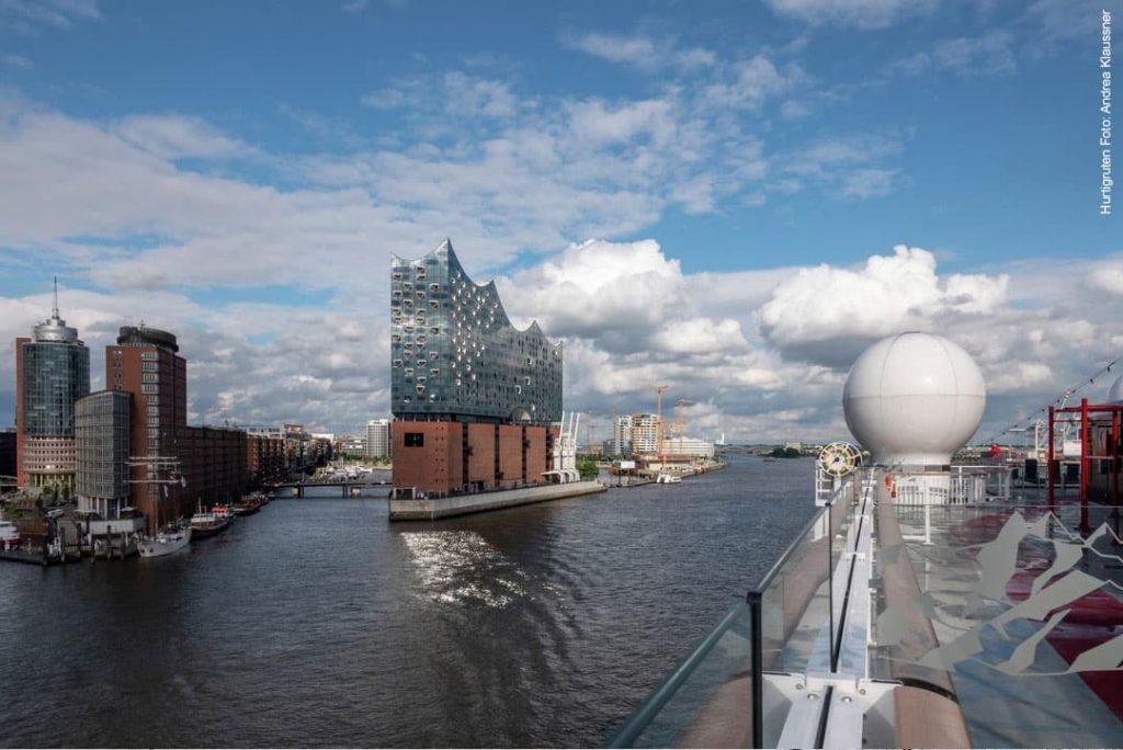 Hurtigruten Angebote: Norwegen Expedition zum Nordkap ab/an Hamburg