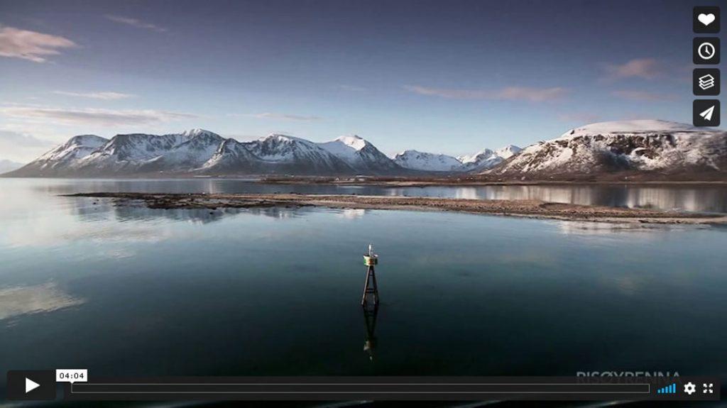 Hurtigruten beste Reisezeit Frühling Vimeo-Video Vorschau