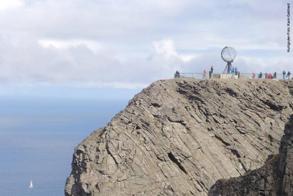 Hurtigruten beste Reisezeit Nordkap Norwegen