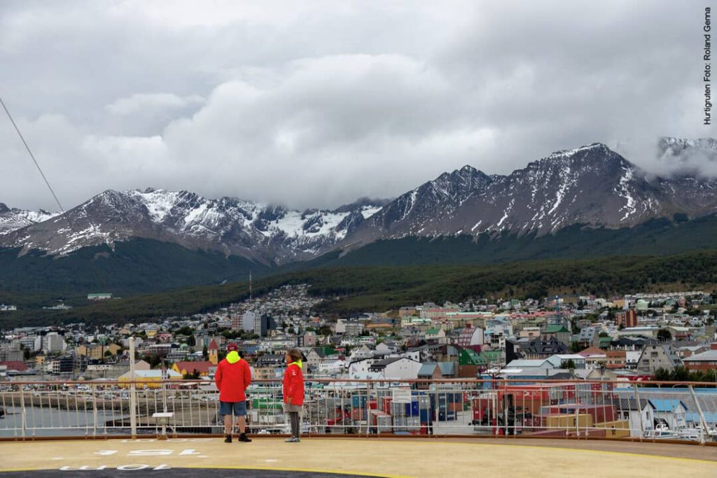 Hurtigruten Antarktis: Argentinien Ushuaia